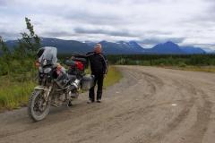 On the way to Alaska